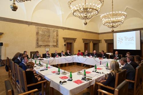 Spotkanie Ministrów Kultury państw Grupy Wyszehradzkiej 2016