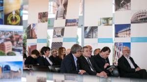 2015-12-12 - Wicepremier, minister kultury Piotr Gliński na Walnym Zjeździe Delegatów Stowarzyszenia Architektów Polskich. fot. Danuta Matloch