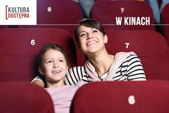 Grafika Kultura Dostępna w kinach
