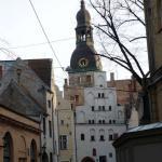 Riga, Old Town. Photo T. Nowakiewicz.